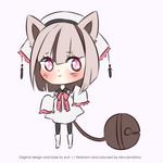 OC: 'Neko-bell' by reincarnationz
