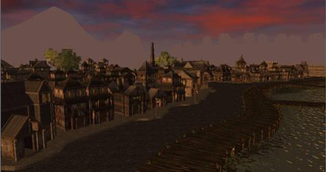 Rebuild City X001 by Ascadia
