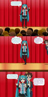 Miku and the Hypnophones by HypnolordX