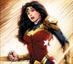 Evil Wonder Woman by HypnolordX