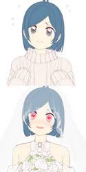 Aoi's Surprise Proposal by HypnolordX