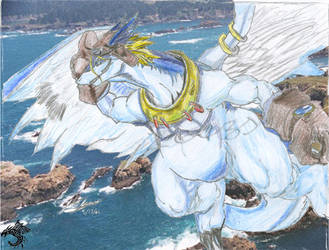 Shiron-Windragon...CP by Zeezy