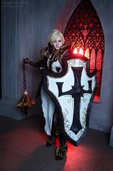 Johanna the Crusader Cosplay II by Hanuro-Sakura