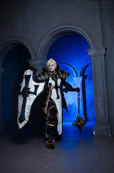 Johanna the Crusader Cosplay VIII by Hanuro-Sakura