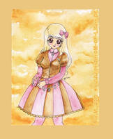 ::brown and pink lolita:: (2010) by Phantom-of-light