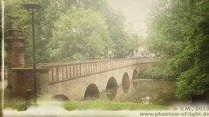 ::bridge.and.lake:: by Phantom-of-light