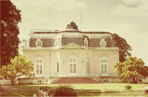 :: Schloss Benrath :: by Phantom-of-light