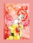 :: red hair vampire :: (2008) by Phantom-of-light