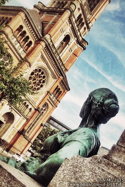 :: Johanneskirche :: by Phantom-of-light