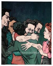 Group Hug by peanutjester