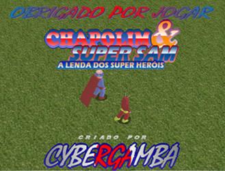 CH SS the game by AqomXG