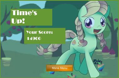 My score cyder by AqomXG