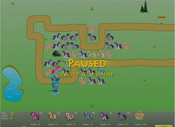 Canterlot Siege 1.6: Perfect Mode - Map 03 by AqomXG