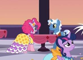 Date Pinkie Pokey by AqomXG