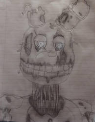 I'm Going To Come Find You... by SpringTrap23