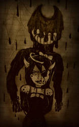 END THE ANGEL by SpringTrap23