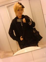 OMG New hair n color by r-ayu