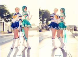 Sailor Moon: Guided by a New Era by furesiya