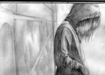 Alone. by A-L-i-E-Nxx