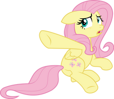 MLP Vector - Fluttershy #2 by jhayarr23