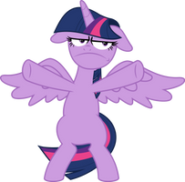 MLP Vector - Twilight Sparkle #1 by jhayarr23