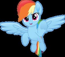 MLP Movie - Rainbow Dash by jhayarr23