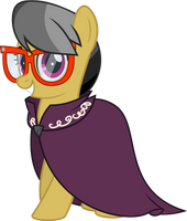 MLP Vector - A.K. Yearling by jhayarr23