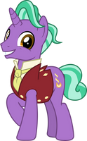 MLP Vector - Firelight by jhayarr23