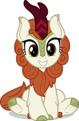 MLP Vector - Autumn Blaze #2 by jhayarr23