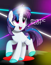 Comm: Mystic Beat by jhayarr23