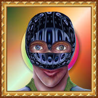 Face With Special Effects by StephenL