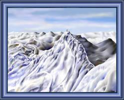 Mountain Topski by StephenL