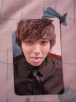 Sungmin Photocard :D by DragonLeviosas
