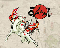 Okami Contest by Phoenix-61