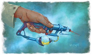 Numenera: Chemical Injector by LeeSmith