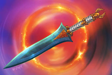 Animus: Hyperion Blade by LeeSmith