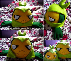 Large Swadloon Plush by SmileAndLead