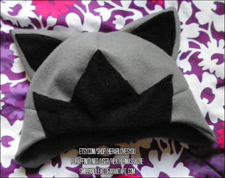 Poochyena Hat by SmileAndLead