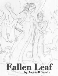 Fallen Leaf: Cover by AlwaysDreah