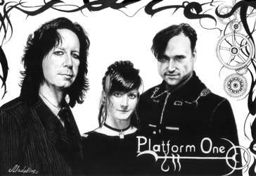 Platform One by MadelineSlytherin
