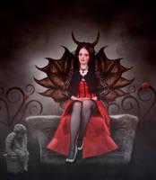 Dark Queen by tiffanydark