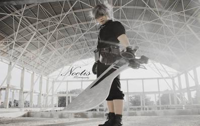 Noctis final fantasy by rizaldii