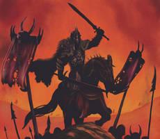 Black Knight by malverro