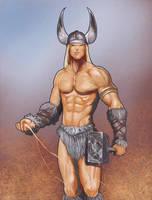 Thor by malverro