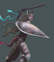 Knight by malverro