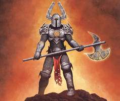 The Metal King by malverro