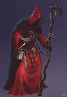 Necromancer by malverro