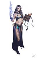 Sorceress by malverro