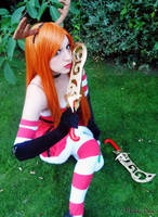 Katarina Slay Belle - League of Legends Cosplay 4 by MelodyxNya