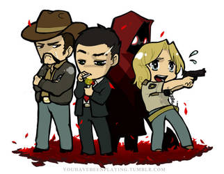 DEADLY PREMONITION by pu